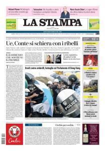 La Stampa Imperia e Sanremo - 2 Luglio 2019