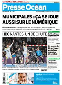Presse Océan Nantes – 24 février 2020