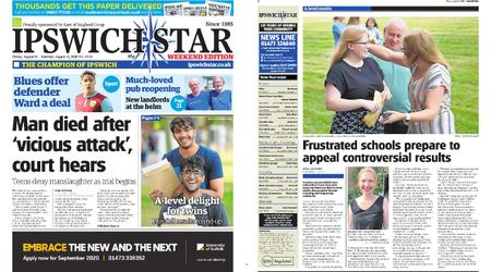 Ipswich Star – August 14, 2020