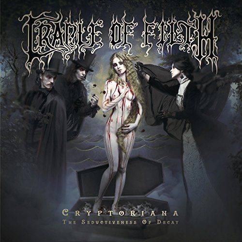 Cradle Of Filth - Cryptoriana - The Seductiveness Of Decay (2017)