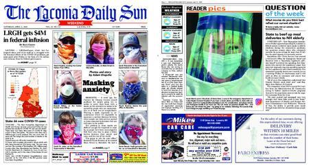 The Laconia Daily Sun – April 11, 2020