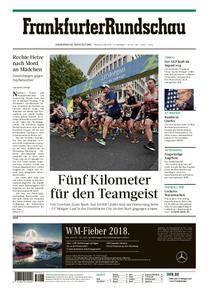 Frankfurter Rundschau Main-Taunus - 08. Juni 2018