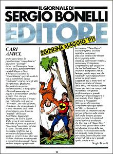 Il Giornale Di Sergio Bonelli Editore - Volume 9