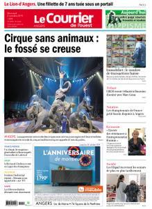 Le Courrier de l'Ouest Angers – 02 octobre 2019