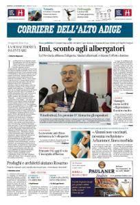 Corriere dell'Alto Adige - 12 Novembre 2017