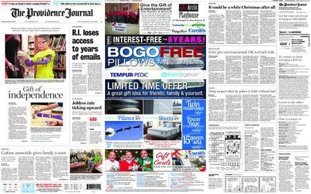 The Providence Journal – December 22, 2017