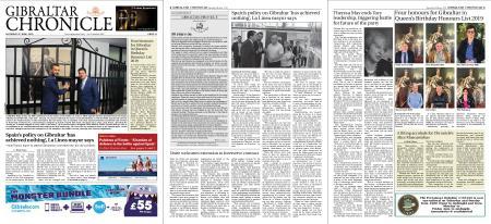 Gibraltar Chronicle – 08 June 2019