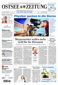 Ostsee Zeitung Wolgast - 15. Dezember 2018