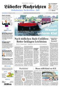 Lübecker Nachrichten Ostholstein Süd - 30. Juli 2019