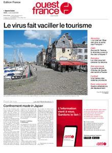 Ouest-France Édition France – 13 avril 2020