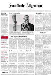 Frankfurter Allgemeine Zeitung F.A.Z. - 20. Februar 2019