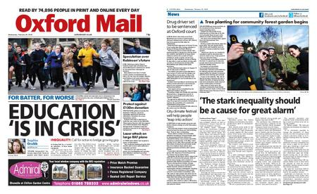Oxford Mail – February 26, 2020