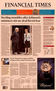 Financial Times UK – 30 July 2019