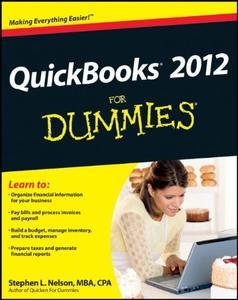 QuickBooks 2012 For Dummies (Repost)