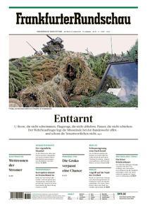 Frankfurter Rundschau Main-Taunus - 30. Januar 2019