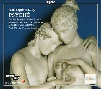 Boston Early Music Festival Orchestra & Chorus, Paul O'Dette, Stephen Stubbs - Lully: Psyche (2008)