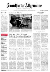 Frankfurter Allgemeine Zeitung - 26 April 2021