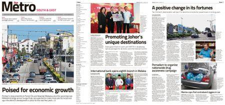 The Star Malaysia - Metro South & East – 15 January 2018