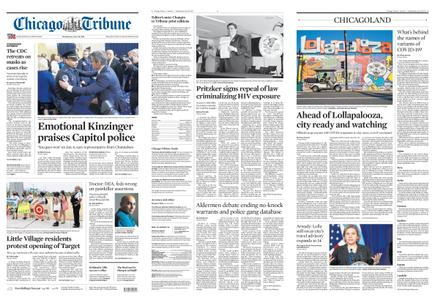 Chicago Tribune – July 28, 2021