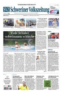 Schweriner Volkszeitung Hagenower Kreisblatt - 11. Juni 2019