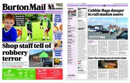 Burton Mail – August 22, 2017