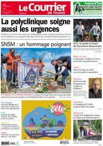 Le Courrier de l'Ouest Cholet – 11 juin 2019