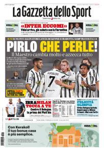 La Gazzetta dello Sport Roma – 21 settembre 2020