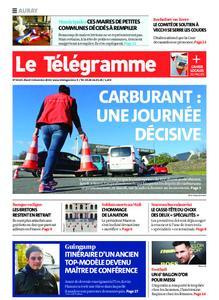 Le Télégramme Auray – 03 décembre 2019