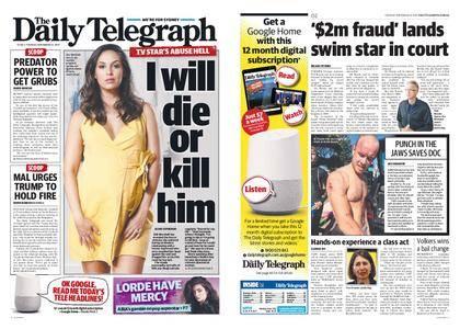 The Daily Telegraph (Sydney) – November 14, 2017