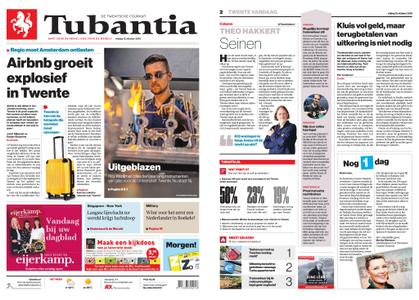 Tubantia - Enschede – 12 oktober 2018