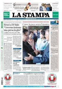 La Stampa Torino Provincia e Canavese - 28 Aprile 2018