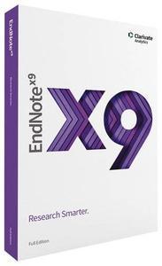 EndNote X9.2 Build 13018