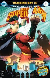 New Super-Man 07 (2017)