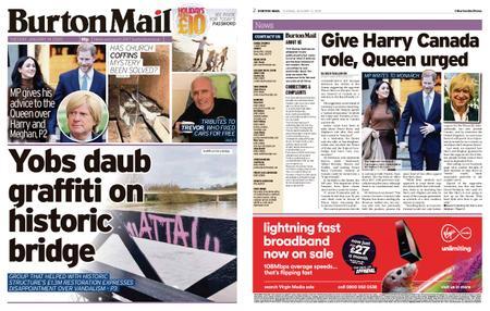 Burton Mail – January 14, 2020
