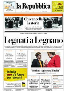 la Repubblica – 17 maggio 2019