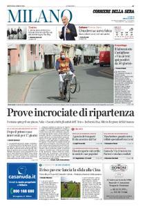 Corriere della Sera Milano – 16 aprile 2020