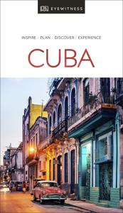 DK Eyewitness Travel Guide Cuba, 2019 Edition
