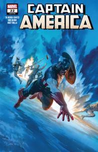 Captain America 022 2020 Digital Zone