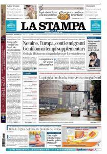 La Stampa Imperia e Sanremo - 27 Dicembre 2017