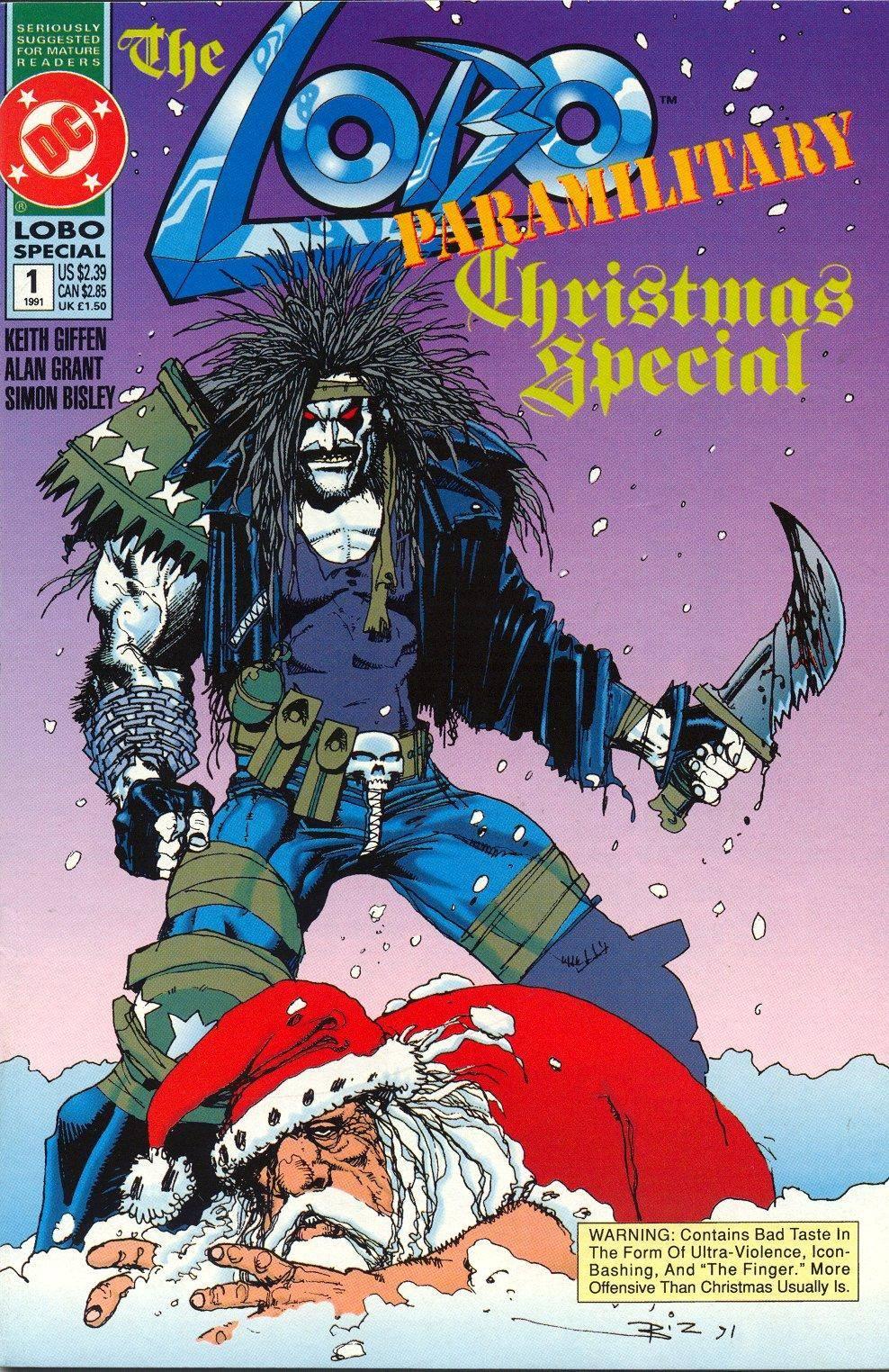 For just- Lobo - Paramilitary X-Mas Special 1991 cbr