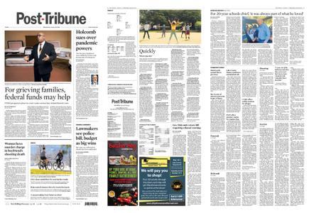 Post-Tribune – April 28, 2021