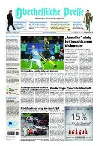 Oberhessische Presse Marburg/Ostkreis - 02. November 2017