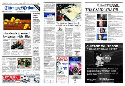 Chicago Tribune – December 27, 2017