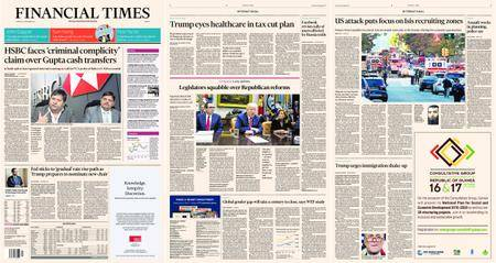 Financial Times Europe – 02 November 2017