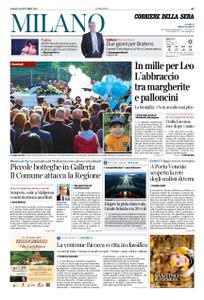 Corriere della Sera Milano – 26 ottobre 2019