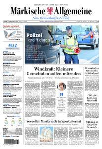 Neue Oranienburger Zeitung - 21. September 2018