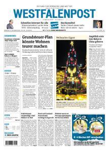 Westfalenpost Wetter - 27. November 2018