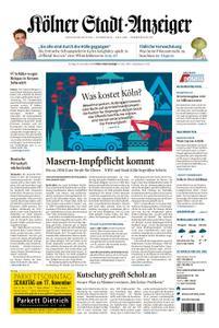 Kölner Stadt-Anzeiger Euskirchen/Schleiden – 15. November 2019