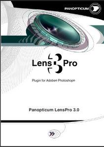 Photoshop Plugins Lens Pro III
