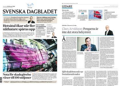 Svenska Dagbladet – 26 februari 2018
